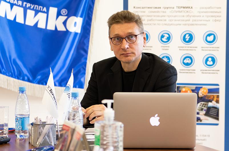 Заместитель начальника экспертно-методического управления по научно-аналитической работе Дмитрий Тихомиров